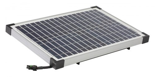 Solar Panel (Powertech 20W + cable)