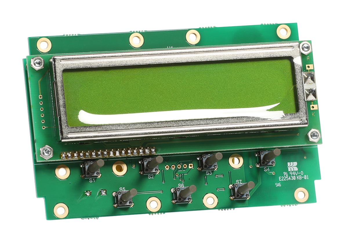 851 LCD Display with Current Loops