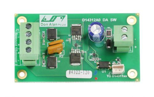 870 Marker Driver Module