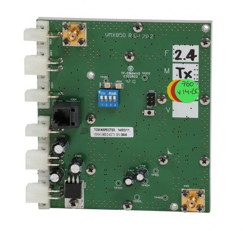 760 Microwave Module