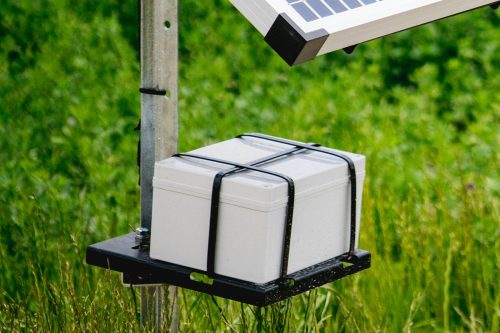 Gazeeka WeatherBox Battery Box